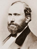 Portrait of Allan Pinkerton