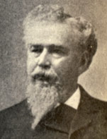 Portrait of Isaiah Lees