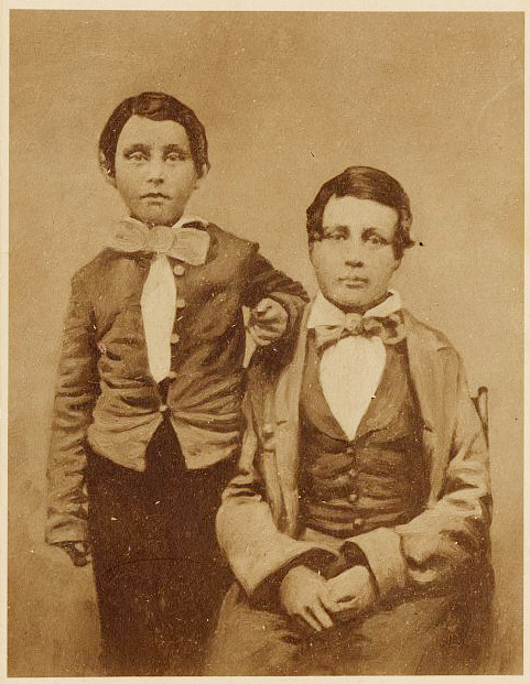 William and Robert Pinkerton