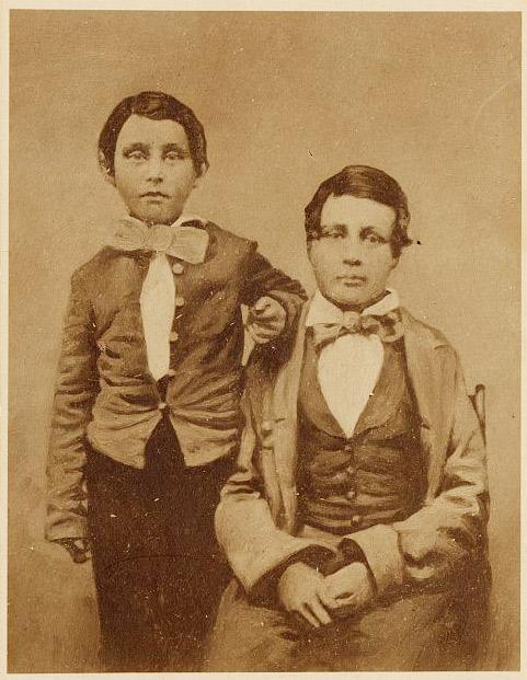 William and Robert Pinkerton