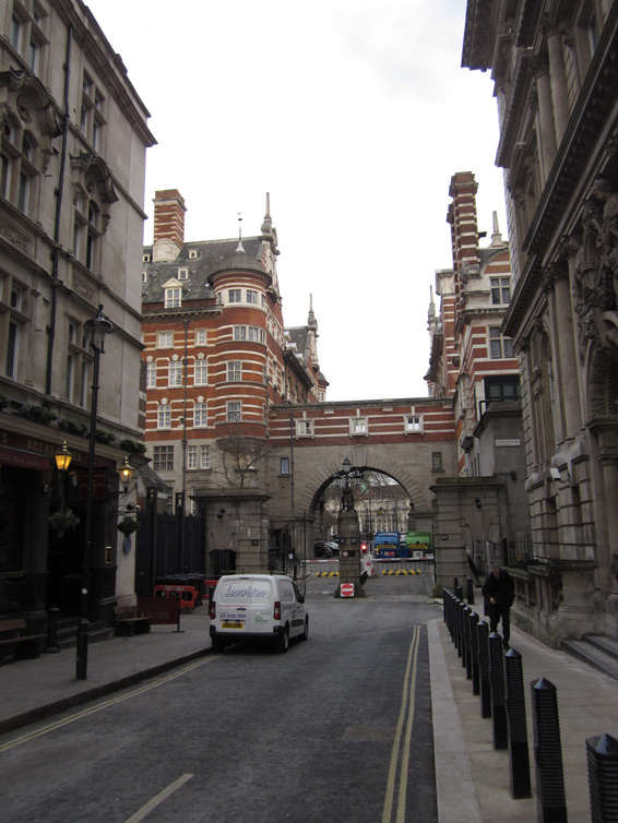 Scotland Yard of a sort