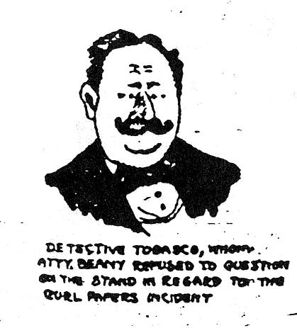 Tobasco Burns
